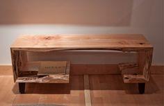 Urban Hardwoods Furniture - San Francisco, maple console