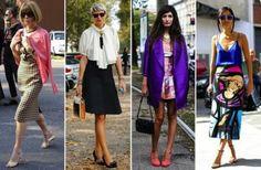 Best of Milan Fashion Week 2014 Neon Skirt, Style Snaps, Milan Fashion, Jet Set, Street Style, Mother Mary, Coat, Modeling, Fragrance