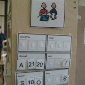 Tutorial and Photos: Independent Work Task System   The Autism Helper - Absolutely amazing system