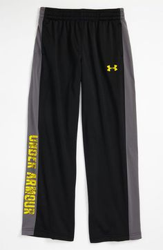 Under Armour 'Brawler' Pants (Big Boys) available at #Nordstrom