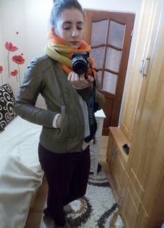 Kup mój przedmiot na #vintedpl http://www.vinted.pl/damska-odziez/kurtki/15804488-jasnobrazowa-kurtka-z-eko-skory-jesienwiosna-idealna-do-noszenia-ze-sweterkami
