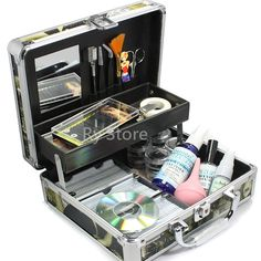 Black Friday! Professional 23 in 1 Single Eyelash Individual Eyelashes Extension False Black Eye Lash Graft Lashes Full Kit Set with Fashion Hard Case Suitcase. 100% Brand New and High Quality;. Professional False Eye Lash Eyelash Extension Full Kit Set With Case. With compact disc(chinese), detailed using method is demonstrated. Case box size: approx 23L x 19W x 9.5H (cm). Weight: about 1200g.