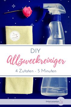 DIY Allzweckreiniger - Practical Tips for Cleaning at Home Diy Home Cleaning, Cleaning Hacks, Diy Hacks, Spring Cleaning, Mason Jar Crafts, Mason Jar Diy, Diy All Purpose Cleaner, Natural Brushes, How To Clean Makeup Brushes