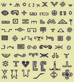 alfabeto tupi guarani - Pesquisa Google                                                                                                                                                                                 Mais