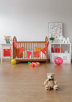 4 Kriterien für die kindgerechte Gestaltung von Krippenräumen