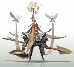 ArtStation - Royal Gardener, Tan Zhi Hui