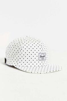Herschel Supply Co. Albert Polka Dot Strapback Hat