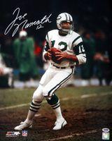 2fc1f373fbd Joe Namath Autographed 16x20 Photo New York Jets PSA/DNA.. School Football,