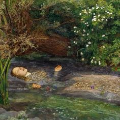 John Everett Millais Ophelia, Ophelia Painting, Framed Art Prints, Poster Prints, Pre Raphaelite Paintings, Tate Britain, Classical Art, Renaissance Art, Art Plastique