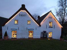 Ferienhaus, in Greetsiel