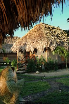 Luxury Mountain Resorts in Belize, Mountain and Beach Package at Blancaneaux Lodge