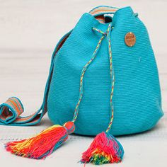 Wayuu mochila bag - new in fashion brandnative