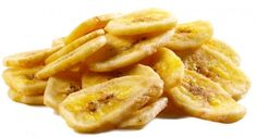 bananes sèchées