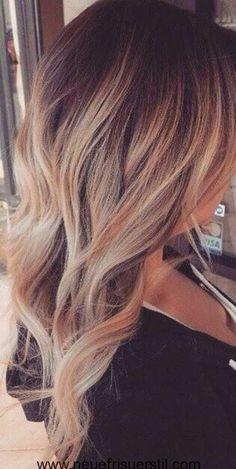 14.Welliges Haar Haarschnitt