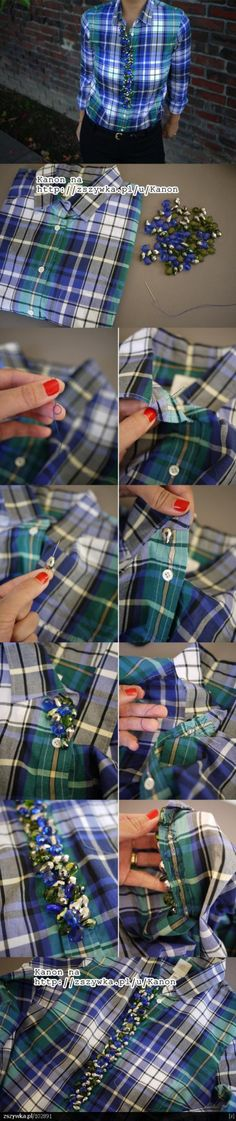 24 Stylish DIY Clothing Tutorials | Style Motivation