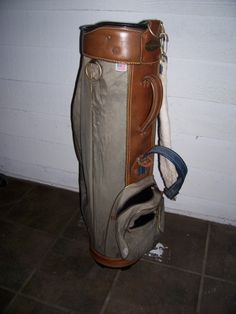 Mesmerizing Things to Consider When Buying Golf Clubs Ideas. All Time Best Things to Consider When Buying Golf Clubs Ideas. Buy Golf Clubs, Vintage Golf Clubs, Golf Player, Best Player, Golf Bags, Bag Making, Bucket Bag, Golf Courses, Usa