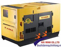 http://sieuthidienmaychinhhang.vn/vi/san-pham/may-phat-dien-3-pha-diesel-kama-kde-30ss3-1526.html Máy phát điện 3 pha diesel KAMA KDE-30SS3 - Công suất liên tục: 24 KVA - Công suất cực đại: 26 KVA - Nhiên liệu: Diesel - Số pha: 03, Khởi động: Đề nổ - Vỏ siêu chống ồn nhập khẩu đồng bộ. - Tự kích từ và ổn định điện áp điện tử (AVR), dao động ≤ ±1 % - Động cơ - Kí hiệuKM493G - Động cơ Diezen 4 thì, 4 xi lanh kiểu L, phun nhiên liệu trực tiếp,