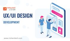 Highly experienced team of Riziliant Technologies' expert UI/UX designers creates visually stunning, practical, and user-friendly designs. Mobile Application Development, Web Application, Design Development, Mobile App Design, Ui Ux Design, User Interface, Service Design, Restaurants, Designers