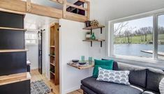 The Last Mohican Tiny Home on Wheels by Modern Tiny Living