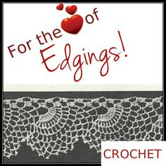 For the Love of Edgings *** Check this awesome product by going to the link at the image. Fuchsia Flower, Daffodil Flower, Crochet Baby Cap, Irish Crochet Patterns, Rose Leaves, Pattern Pictures, Vintage Crochet, Flower Patterns, Vintage Antiques