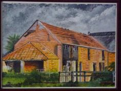 A Barn At Sloley Norfolk, Kevs Pics, Kevin Neale, SAA Professional Members' Galleries