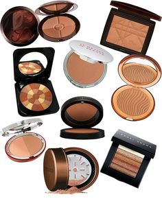 Sunkissed Complexions-The Phenomenon of Face Bronzers