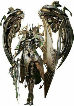 goldscheider-mother of the ruin Fantasy Character Design, Character Design Inspiration, Character Concept, Character Art, Fantasy Armor, Dark Fantasy, Armor Concept, Concept Art, Creature Design
