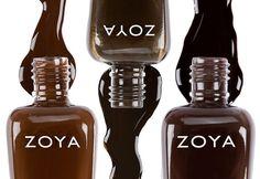 Brown Nail Polish by Zoya is the longest wearing natural nail polish available. Zoya makes the best brown nail polish colors in cream, metallic and glitter nail polish finishes. Brown Nail Polish, Natural Nail Polish, Zoya Nail Polish, Brown Nails, Glitter Nail Polish, Nail Polish Colors, Natural Nails, Love Nails, Pretty Nails
