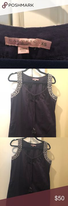 Calypso St Barth shift dress XS Calypso St Barth shift dress size XS good condition. Calypso St. Barth Dresses Midi
