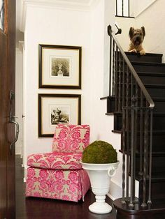 Your foyer makes the important first interior impression of your home. Our 38 entryways of all sizes and styles offer inspiration for your decorating.