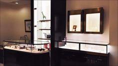 高級ホテル施設内の宝飾店 | 店舗ジャパン