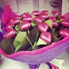 2014 Australian Retailer of the Year #thanks @pricelineau #edibleblooms #yum #chocoholic