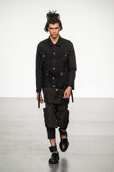 D.Gnak Spring-Summer 2018 - London Fashion Week Men's