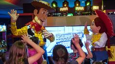 Starting tonight, kids ages 4–12 will be able to star in an adventure-packed evening, including interactive fun, free-play games and dinner as Pixar Play Zone opens at Disney's Contemporary Resort.