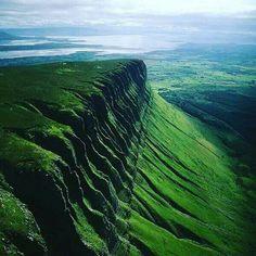 """Ireland' """" Table Mountain"""""""