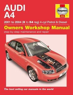 Free download honda cr v 2002 2006 haynes service repair manual from 901 audi a4 petrol and diesel service and repair manual 2001 to 2004 fandeluxe Image collections