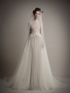 Ersa Atelier Bridal Collection for Spring 2015
