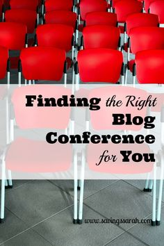 Find the best blog conference opportunities to build and grow your blog's presence and influence in cyberspace. Don't wait another day!