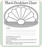 DIVINATION - the Pendulum the Arte of Magik ~ Divination - using a pendulum Another Black & White blank pendulum chart [by special request] ~~~~~~~~. Book of Shadows 11 Page 7 Pendulum Board, Wiccan Crafts, Palmistry, Science, Book Of Shadows, Runes, Reiki, Charts, Witchcraft
