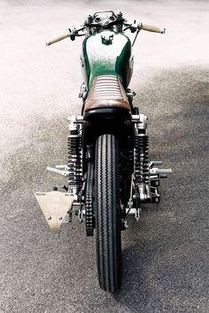 Honda CB250 Cafe Racer 5