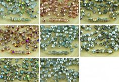 20g Silk Matte Rulla Matubo Czech Glass Two Hole Seed Beads 5mm