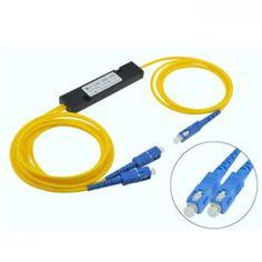 1 to 2 Singlemode ABS Module Fused Type Fiber Optic Splitter (61)_副本