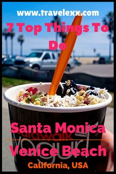 Here are my top things you could do on your visit to Santa Monica and Venice Beach in California