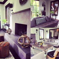 Ιδέες διακόσμησης... Decor, Furniture, Home, Property, Purple Decor, Mirror, Home Decor