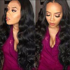 Brazilian Virgin #Hair Body Wave 4 Bundles Natural Human Hair #Weave only at $73.62 and save $4.50