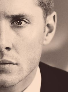 Dean Winchester ~ Jensen Ackles.  You just can't pin this enough...