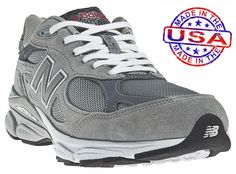 The Heritage New Balance 990 is the update to the 993 where superior comfort meets classic style. The newest edition to the legendary 990 series, this... #grey #shoes #running #mens #balance