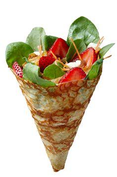 Savory Crepe - Sweet Crepe - Gluten Free Crepes NYC