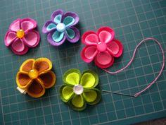 felt crafts | Felt craft