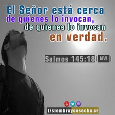 SALMO 145:18 http://siembracr.wixsite.com/siembracr